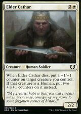4x Elder Cathar | NM/M | Blessed vs. Cursed | Magic MTG