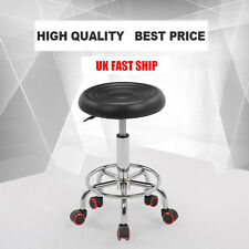 BEAUTY SALON MASSAGE STOOL HAIRDRESSING BARBER TATTOO MANICURE EQUIPMENT ADJUST