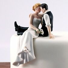 Weddingstar The Look of Love Bride and Groom Couple Figurine for Cakes , New, Fr