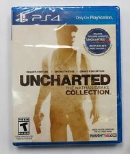 Uncharted: The Nathan Drake Collection PlayStation 4 PS4 Game