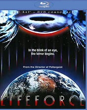Lifeforce (Blu-ray/DVD, 2014, 2-Disc Set)