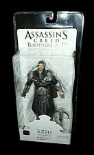 EZIO ONYX UNHOODED ASSASSIN - ASSASSIN'S CREED BROTHERHOOD NECA FIGURE PLAYER