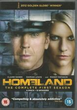 Homeland Season 1 DVD FREE SHIPPING