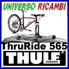 Portabici da tetto con fissaggio a forcella Thule ThruRide 565