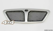 For Kia Sorento 2003 - 2009 Grill Type A - Painted Genuine Kia Silver