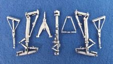 Mirage lV Landing Gear For 1/48th Scale Heller Model  SAC 48069