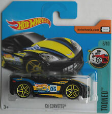 "Hot Wheels - Chevy Corvette C6 schwarz ""Tooned"" Neu/OVP"