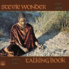 Stevie WONDER-Talking Book (180g in vinile 1lp, mp3) Motown Records, NUOVO + OVP!