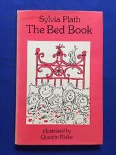 THE BED BOOK - FIRST EDITION BY SYLVIA PLATH