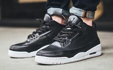 Nike Air Jordan 3 III Retro Cyber Monday Black White Sz 10.5 Free Shp 136064 020