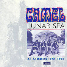 Camel - Lunar Sea: Anthology 1973-85 (2001 UK Sealed 2CD)