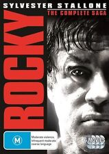Rocky Heavyweight Collection NEW R4 DVD