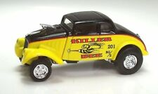100% HOT WHEELS 1933 WILLYS KILLER BEE LIMITED EDITION CAR 1/64