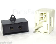 W10613606  REFRIGERATOR START RELAY OVERLOAD AND CAPACITOR KIT