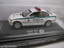 AUTO DELLA POLIZIA DA COLLEZIONE modellino 1:43 - BMW 320 Slovacchia