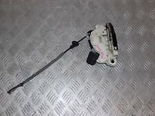 VW POLO 2010 - 2015 O/S/F DRIVER SIDE FRONT DOOR LOCK 5K2837016