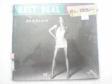 Mariah Carey Best Deal Rs 199 #1s CD 2006  RARE INDIA INDIAN HOLOGRAM NEW