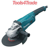 "Makita GA9020 9""/230mm Angle Grinder 2000W With Wheel Guard 240V"