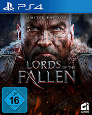 Lords of The Fallen Limited Edition Gebrauchtes PS4-Spiel #2000
