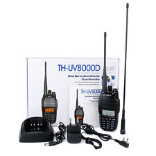 TYT TH-UV8000D walkie talkie 2*128CH VHF/UHF Shift repeater 3600mAh 2-way radio