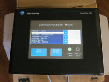 Allen Bradley PanelView 1000 2711-T10C20/E color touch, 2005 Tested, Great Cond