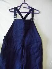 Salopette/ bleu de travail/ bleu de chauffe vintage   Overall / working blue