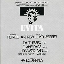London Cast - Evita (CD NEUF)