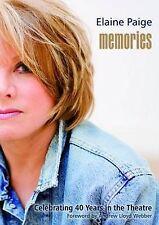 Memories by Elaine Paige (Hardback, 2008)