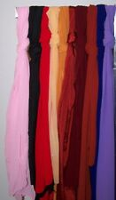 Wholesale Lot of 6  Long solid shawl wrap hijabs Dupatta Daily Wear  Hijab SALE