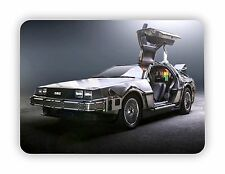 DELOREAN DMC 12 BACK TO THE FUTURE METAL WALL SIGN PLAQUE Door Sign print poster