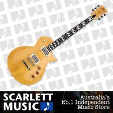 ESP USA Eclipse Flamed Maple Top Vintage Natural Electric Guitar *BNIB*