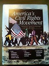 Teaching Tolerance: America's Civil Rights Movement (Complete Text & Video)