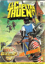 EL CAPITÁN TRUENO (ed. histórica) nº:  84 (de 148 d colección completa. B, 1987)