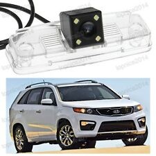 1Pcs 4LED Color CCD Car Parking Reverse Backup Rear View Camera for KIA SORENTO