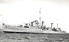 ROYAL NAVY ARETHUSA CLASS LIGHT CRUISER HMS AURORA