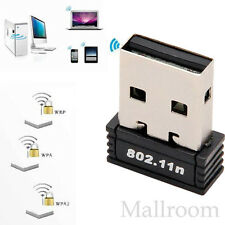 Wireless 150Mbps USB Adapter WiFi 802.11n Network Lan Card USB WLAN Adapter NEU