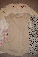 NWT TAG H@M GIRLS CLOTH SIZE 6/8 PANTS,DRESS,SWEATERS,T-SHIRT