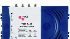 Triax TMP 5 x 16 Mains Powered Multiswitch - 305374