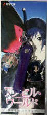 Accel World Metal Charm Phone Strap Anime Manga Licensed NEW