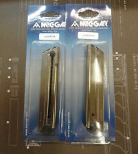 2 Two MecGar Luger P08 9mm 8RD Mag Magazine Clip