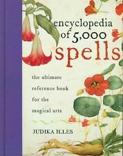 NEW The Encyclopedia of 5000 Spells by Judika Illes Hardcover Book (English) Fre