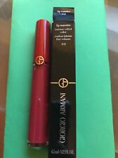 Giorgio Armani Lip Maestro Lip Color #502 New