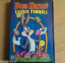 NEW SEALED - BUGS BUNNY - EASTER FUNNIES - Childrens Cartoon TV DVD