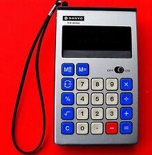 Alter Taschenrechner Sanyo CX-8133  pocket calculator  Japan 1975 Sammlerstück