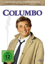 3 DVDs * COLUMBO - 5. STAFFEL |  PETER FALK # NEU OVP +
