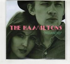 (HD180) The Hamiltons, Paranoid - 2015 DJ CD