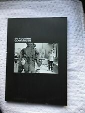 Willem De Kooning Clamdigger Auction/ Exhibition Catalogue