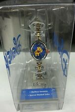 Disney Winnie the pooh women's vintage rare metal watch mc0258