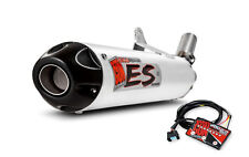 Big Gun Eco Exhaust Pipe Muffler & EFI/TFI Fuel Polaris RZR 800 S 10 11 12 13 14