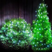 300 LED Solar Powered Fairy String Outdoor Party Wedding Decor Light XMAS Garden